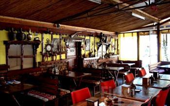 Ye�il�ay Nehri Manzaral� A�va Asmal� K��k Restaurant'da Her Cumartesi Canl� M�zik E�li�inde Romantik Ak�am Yeme�i Sadece 35 TL!