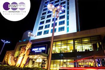 5* Point Hotel Barbaros Wiew Balo Salonu'nda Zeliha Sunal,Emir Ersoy & Projecto Cubano ile Canl� M�zik E�li�inde Y�lba�� Yemek Men�s� 209,90 TL'den...