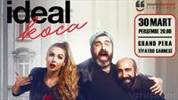 İdeal Koca Adlı Komedi Oyunu 30 Mart Grand Pera Tiyatro Sahnesi'nde!