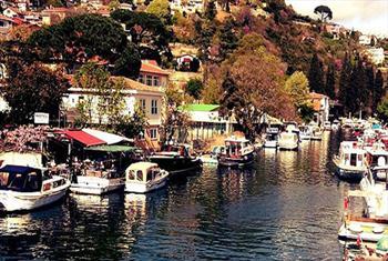 G�ksu Nehri'nin K�y�s�nda H�seyin Bey Kona�� Restaurant Cafe'de SINIRSIZ �ay E�li�inde Enfes Kahvalt� Keyfi 55 TL Yerine 23,90 TL!