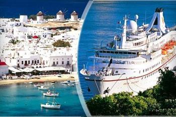 Ne�eli Turizm'den Oceans Majesty Cruise Gemisi ile 4 G�n Vizesiz Yunan Adalar� Turu 599 TL ve Di�er Se�eneklerle!