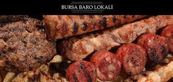 Bursa Baro Lokali'nde Haftanin 7 G�n� Canli M�zikli Ak�am Yeme�i!