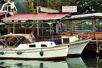 G�ksu Nehri'nin K�y�s�nda H�seyin Bey Kona�� Restaurant Cafe'de Lezzet Dolu Ak�am Yeme�i 60 TL Yerine 32,90 TL!