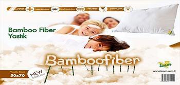 Bambu Fiber Yastik �le Yumu�acik Uyu!