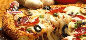 Big Mamma's Pizza Ve ��ecek Men�s�n� Ka�irma!