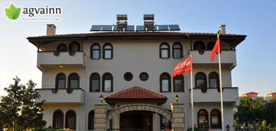 A vainn hotel 39 de jakuzili odada 2 ki i konaklama mineli for Lal hotel bursa