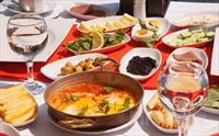 Doğa, Deniz ve Havuz Keyfinin Adresi Ağva Günay Otel Restaurant'ta Sınırsız Çay Eşliğinde Serpme Köy Kahvaltısı 39 TL Yerine Sadece 24.90 TL!