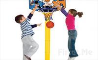 �ocuklar�n�z� Sporla Daha Erken Ya�ta Tan��t�rma �mkan� ! Ayarlanabilir Ayakl� Basketbol Potas� 60 TL Yerine Sadece 37,90 TL!