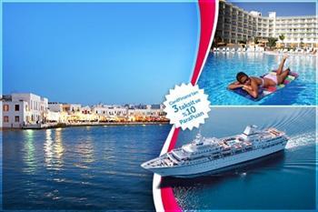 Cruise Gemisi ile Vizesiz 4 G�n Yunan Adalar� 299 TL ve Di�er Kamara Se�enekleri ile! (Dilerseniz Yolculuk �ncesi ya da Sonras� �stanbul Ku�adas�...