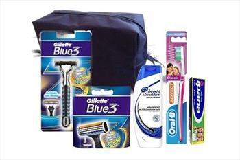 Gillette Blue 3 Yaz Bak�m Seti 22,90 TL