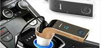 Yeni Sürüm: Kingboss Bluetooth 4.1 Araç Kiti Car G7 Fm Transmitter!