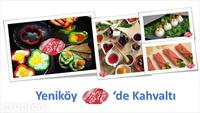 Yeniköy Mısra Kafe'de Lezzet Dolu Çift Kişilik Serpme Kahvaltı Keyfi!
