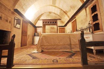 Kapadokya History Cave Hotel'de masals� bir tatil 2 ki�ilik konaklama ve kahvalt� dahil 350 TL yerine 99 TL!