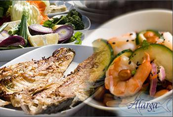 Florya Alarga Bal�k Restaurant'ta E�siz Deniz Manzaras� E�li�inde Bal�k Men�s� 25 TL'den Ba�layan Fiyatlarla!