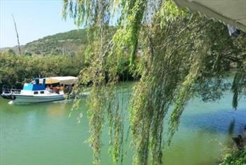 A�va Tree Tops Park Restaurant'ta Ye�il�ay Nehir K�y�s�nda Enfes Et veya Bal�k Men� 27,50 TL'den Ba�layan Fiyatlarla!