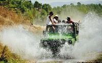 Marmaris'te Öğle Yemeği Dahil Eğlence ve Heyecan Yüklü Jeep Safari Turu 50 TL Yerine 35 TL!