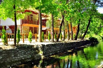 Eco Family Park Otel'de 2 Ki�i Gecelik Konaklama ve Serpme K�y Kahvalt�s� 99 TL