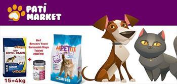 18-20 Kg Royal Canin, Apetite Kedi Ve K�pek Mamalari (�ok Fiyat)