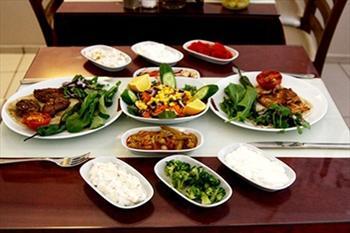 �atkap� Restaurant Meyhane'de 2 Ki�ilik Men� 49,9 TL