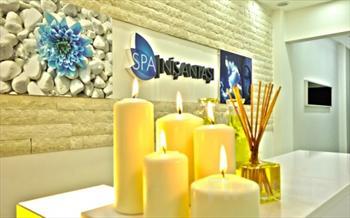 SPA Ni�anta��'nda 45 Dakikal�k �sve�, Aromaterapi, Anti-Stres veya Spor Masaj� 90 TL Yerine 49 TL!
