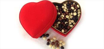 Madame Chocolat'tan Sevgililer G�n� �zel Mix Kahve Drajeler!