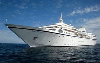5 Y�ld�zl� Deluxe MV Aegean Odyssey Gemisinde Tam Pansiyon Konaklamal�, 4 G�nl�k Mykonos, Santorini G�zergahl� V�ZES�Z Yunan Adalar� Turu 800 Yerine...