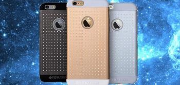 Totu Design'dan �phone 6 / �phone 6 Plus Metal Arka Kapaklar!