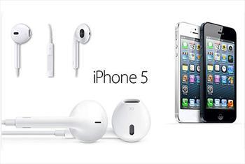 Mobile World iPhone 5 Kulakl�k 49 TL Yerine 10,90 TL!
