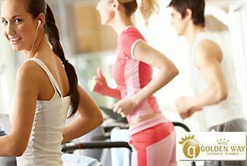 Formunuzu Giyimkent Hotel Golden Way'de koruyun! 3, 6 ay veya y�ll�k fitness �yeli�i 199 TL'den ba�layan fiyatlarla!