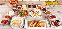 Söğütözü Baattin Cafe Bistro'da 2-3 Kişilik Serpme Kahvalti Şöleni!