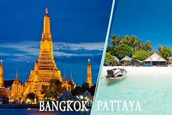 Ne�eli Tur'dan 8 G�n BANGKOK & PATTAYA Turu, ula��m, rehberlik, panoramik �ehir turu dahil 3000 TL yerine s�n�rl� say�da 1449 TL!