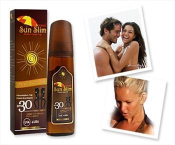 G�ne� Ya�� Deyip Ge�meyin...Sun Slim Hem Bronzla�t�r�yor Hem de �nceltiyor... �stelik Sadece 29TL (20.06.2012)