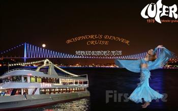 Bo�az'da Muhte�em T�rk Gecesi Program�! L�fer Tekneleri'nde 3 Saatlik Bo�az Turu + Ak�am Yeme�i + Fas�l 49 TL'den Ba�layan Fiyatlarla!