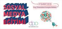 Dijital Pazarlama Okulu'ndan Sosyal Medya E�itimi (Ko� �niversitesi'nde)