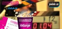 Tüm Cinemaximum'larda Geçerli İndirimli Sinema Bileti!