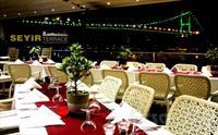 Rumeli Hisar� Seyir Terrace Restaurant'ta S�n�rs�z ��ecek ve M�zik E�li�inde Sevgililer G�n�'ne �zel A��k B�fe Kahvalt� ve Yemek Se�enekleri 34.90...