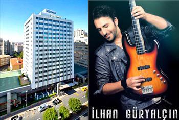 Esentepe Dedeman �stanbul Hotel'de Her Cuma,Cumartesi �lhan G�ryal��n ve Orkestras� E�li�inde Yemek Keyfi ve ��ecek 59 TL'den Ba�layan Fiyatlarla!