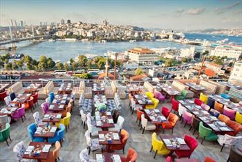 H�sn� Ala Cafe & Restaurant'ta Tarihi Yar�madan�n E�siz Manzaras� E�li�inde Kahvalt� Keyfi 42 TL Yerine 19,90 TL!(S�n�rl� Say�da)