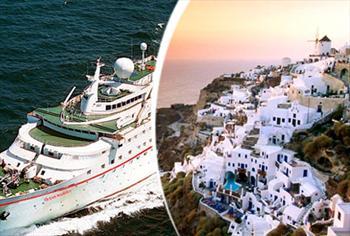 Demir Alma Zaman� Geldi Yunanistan Yolcusu Kalmas�n! Ne�eli Tur �le Ocean Majesty Gemisi'nde Tam Pansiyon Plus Konaklamal� Vizesiz Yunan Adalar� Turu...