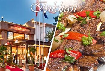 Maltepe I��khan Restaurant'ta Hafta Sonlar� Canl� M�zik E�li�inde; Limitsiz ��ki Se�enekleriyle Nefis Yemek Men�s� 59 TL'den Ba�layan Fiyatlarla!