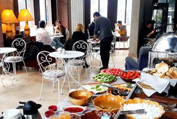 B�y�kada Big Hotel Prinkipo Cafe'de Zengin A��k B�fe Brunch Keyfi 40 TL Yerine 19,90 TL!