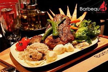 Bah�e�ehir Barbequet Restaurant'ta Leziz Et Men�leri 46 TL Yerine 19,90 TL'den Ba�layan Fiyatlarla!