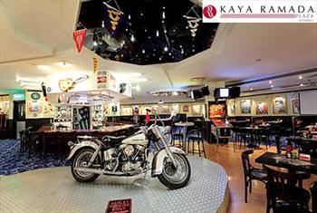 B�y�k�ekmece Kaya Ramada Plaza Hotel Rolling Rock Cafe & Bar'da Bira Men� E�li�inde S�per Lig ve Avrupa Ligi Ma� Keyfi 42 TL Yerine 24,90 TL!