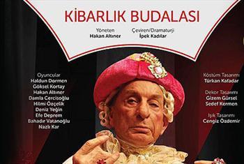 Ba�rol�n� Haldun Dormen'in oynad��� Kibarl�k Budalas� Oyununa Biletler 60 TL Yerine 29,90 TL!