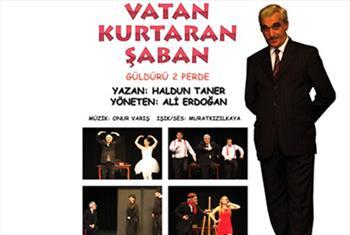 Hiciv sanat�n�n en olgun �rne�i olan Vatan Kurtaran �aban oyununa giri� biletleri 30 TL yerine 15 TL!