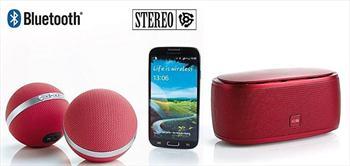 Aiptek Bluetooth Hoparl�rle Telefonundaki M�zi�i Dinle!