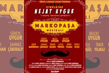 Nejat Uygur'un Marko Pa�a Oyunu Yeni Yorumuyla Sahnede! S�heyl & Behzat Uygur Tiyatrosu'nun Marko Pa�a M�zikali Giri� Biletleri 35 TL Yerine 21...