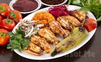 Beykoz Riva'da Do�ayla �� ��e Mangal Keyfi; K�fte + Tavuk Pirzola + Sucuk + K�zlenmi� Domates ve Biber + Salata + ��ecek 50 TL Yerine Sadece 24.90 TL!