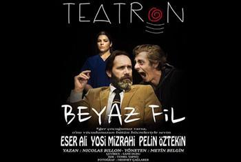 Teatron'un �lk Oyunu Olan Beyaz Fil Oyununa Giri� Biletleri 46 TL yerine 25 TL!