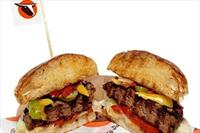 Point Beef Burger Mecidiyek�y ve Maltepe'de Gurme Hamburger Men� 9,50 TL